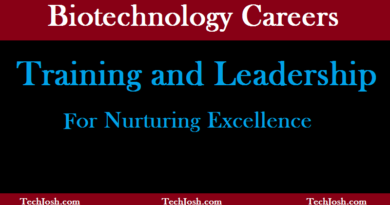 biotechnology careers training