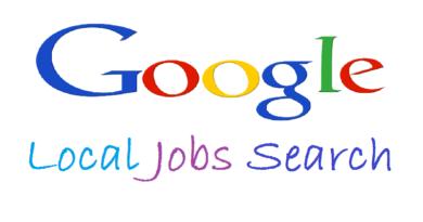 google jobs search
