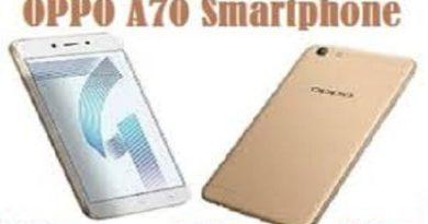 oppo a70 smartphone