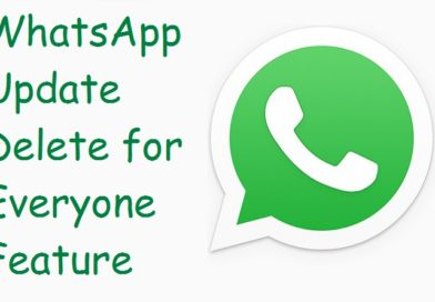 WhatsApp Update Delete for Everyone Feature