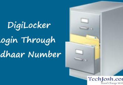 DigiLocker Application