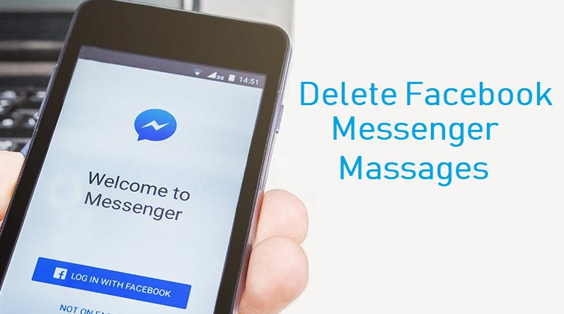 Delete Facebook Messenger Massages